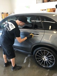 Exterior Car Detailing, Matt's Wash & Wax